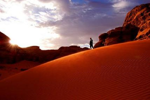 trek jordanie